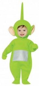 teletubbies dipsy toddlerinfant costume 1224 months